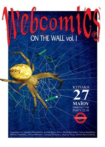 WebComics on the Wall Pt. 1